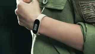 Xiaomi Mi Band 4 1 2