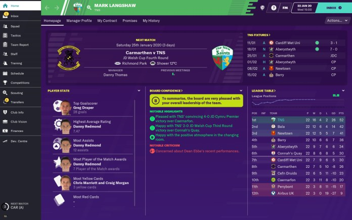 Football Manager 2020 Mobile 5
