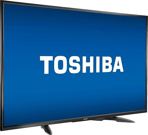Change Language On Toshiba TV