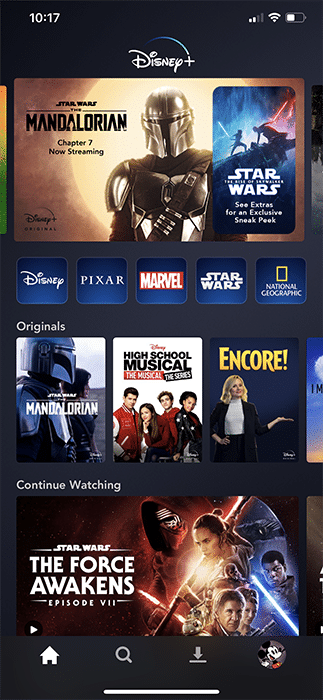 Download Watch Disney Plus Computer