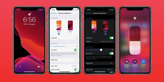 How To Use Dark Mode Iphone Ios 13