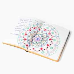 Illustration Thinkers Notebook