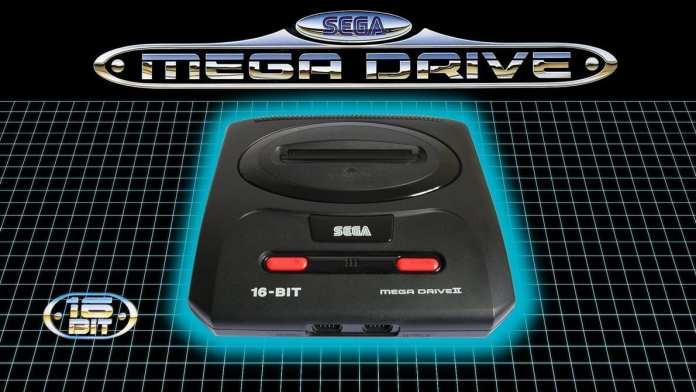 Sega Mega Drive Emulator