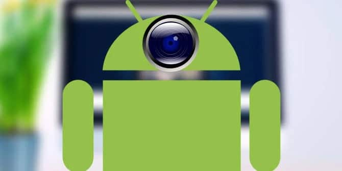 Android As Webcam