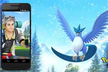 Articuno Field Research pokemon go