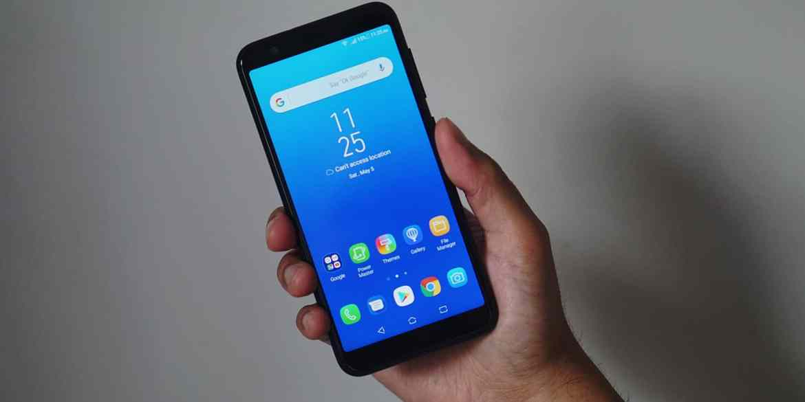 ASUS Zenfone Max M1 Hands-on: A rightful battery king?