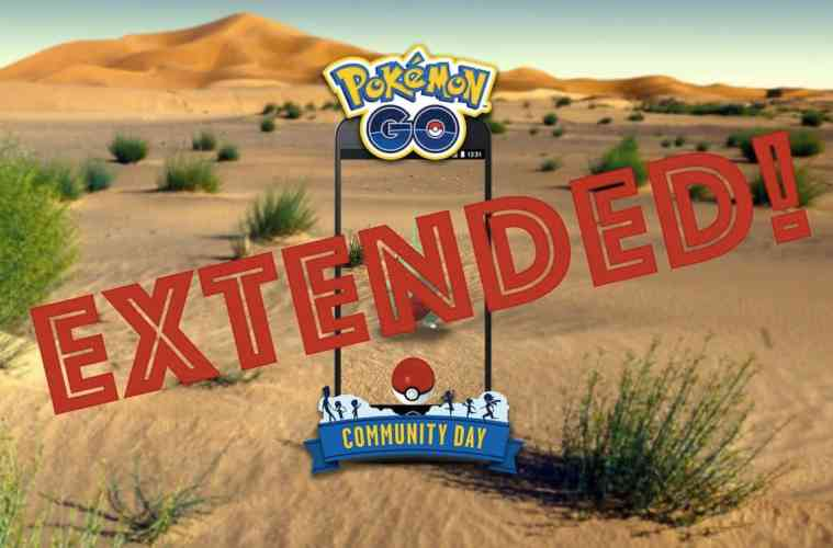Larvitar-community-day-extended