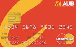 Best Credit Card Philippines No Annual Fee aub classic mastercard