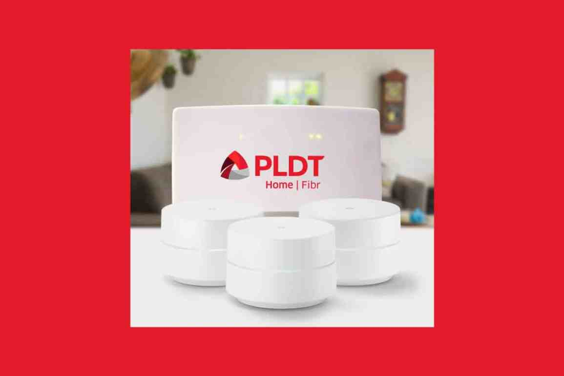 How to change PLDT Fibr Wi-Fi password and username