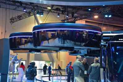 Bell Nexus: Flying taxi of the (very) near-future flexes off at CES 2019
