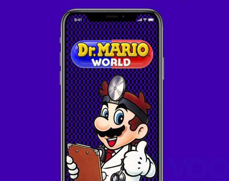 Nintendo is working on Dr. Mario World for Android and iOS