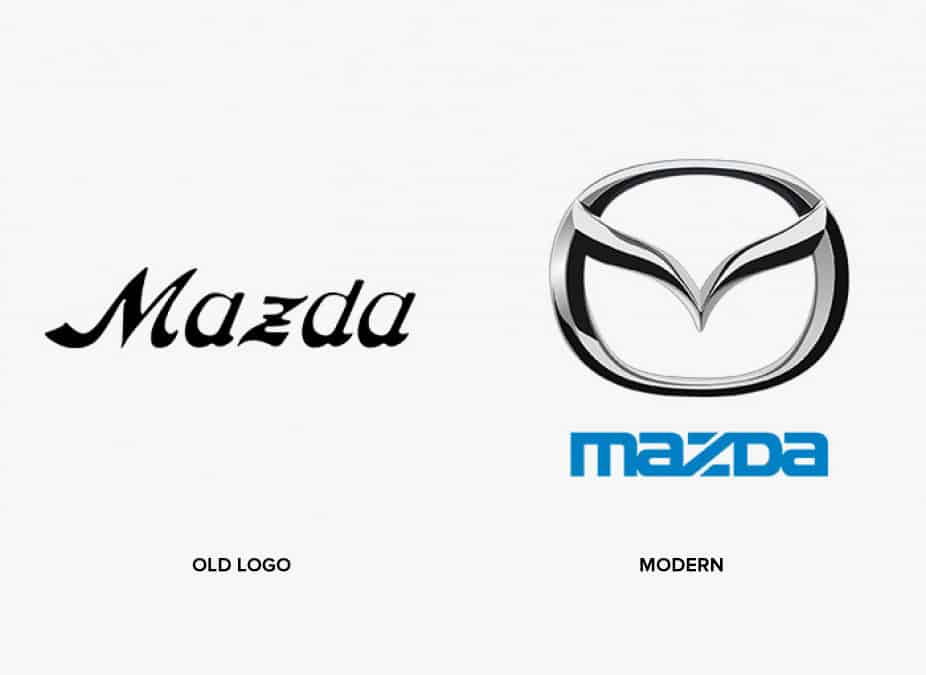 IN PICTURES: 25 Old Company Logos that look nothing like their logos today