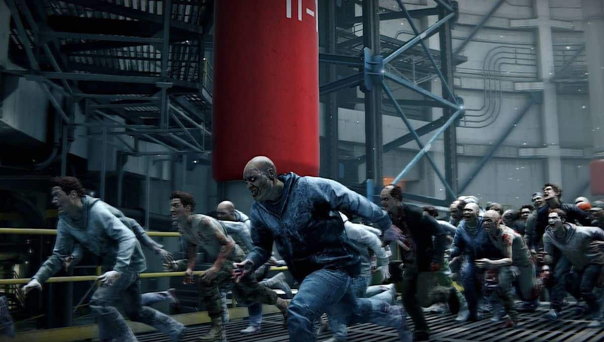 World War Z Game: Co-op zombie shooter unveiled