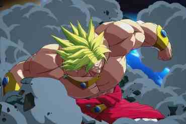 DBS' Broly on Dragon Ball FighterZ: Release date confirmed