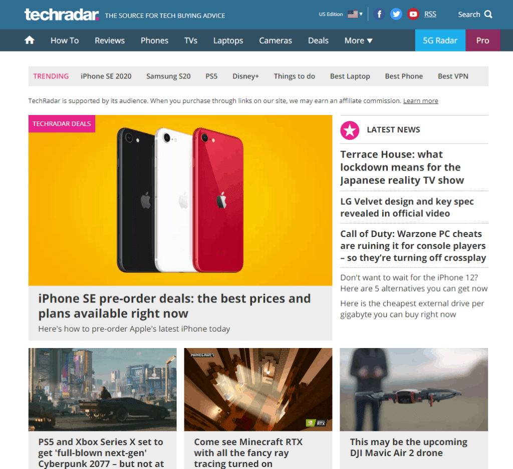 Best Tech Sites: 25 must-read tech blogs and websites