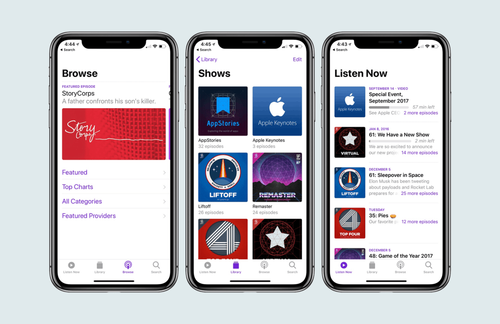 Podcast Listening Apps: The 9 best podcast apps for iPhone