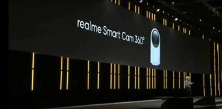 The Realme Smart Cam 360, Smart Bulb Unveiled at IFA 2020