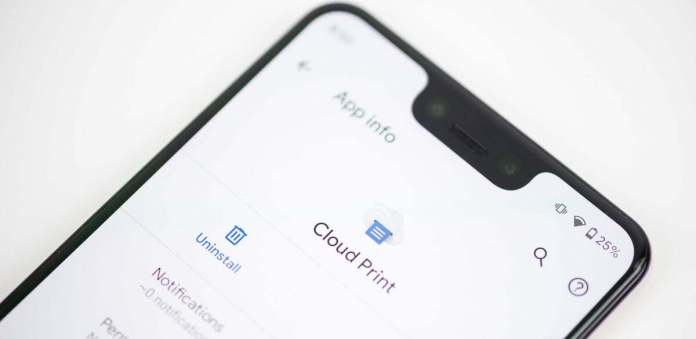 How to print from Android phone or tablet