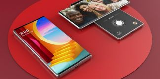 LG 'Wing' global launch event on September 14