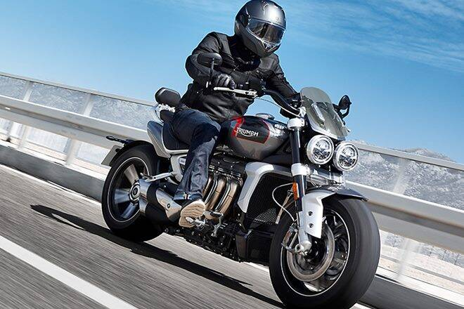 Triumph launched Rocket 3 GT in India at Rs. 18.40 lakh