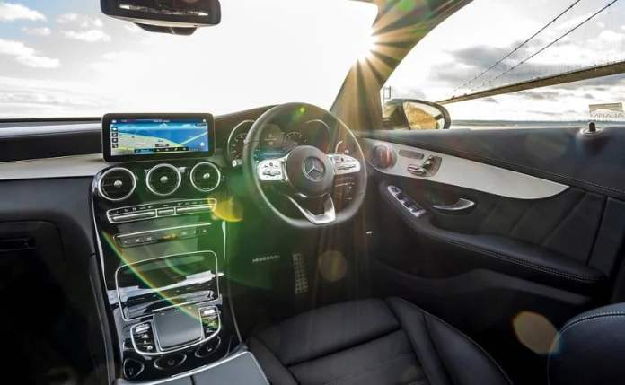 Mercedes-AMG GLC 43 4MATIC Coupe will be launched in India on November 3, 2020
