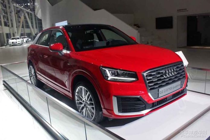 Audi Q2 launched at Rs 34.99 lakh
