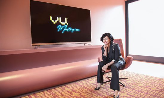 Vu Masterpiece TV With 85-Inch 4K HDR QLED Panel Launched in India
