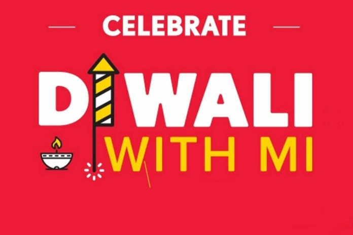Xiaomi has announced its Diwali With Mi sale October 16