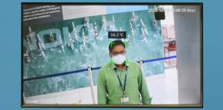 Nokia's COVID-19 Detection System Automatically Scans Employees for Temperature