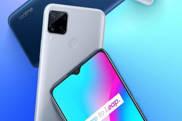 Realme C15 Qualcomm Edition has been launched in India