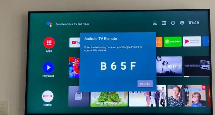 How to control android Tv with Phone