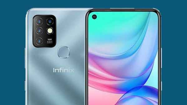 Infinix Hot 10 4GB RAM 64GB Storage Variant Launched in India