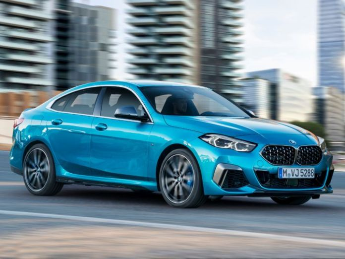 BMW 2 Series Gran Coupe bookings open in india