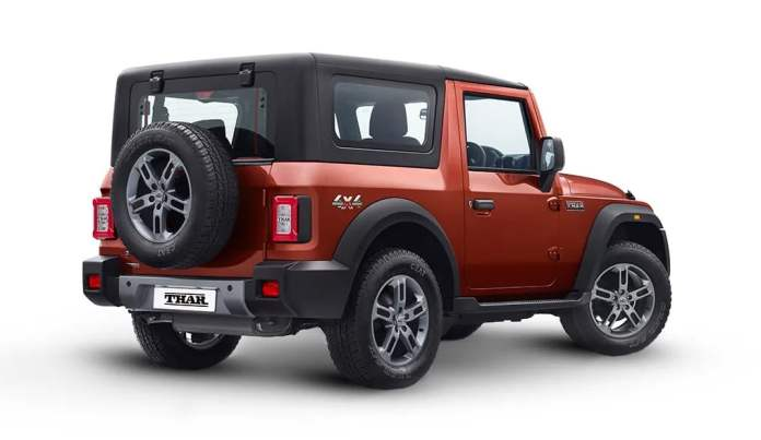 Mahindra Thar prices to to go up from December 1