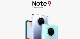 Redmi Note 9 Series to Launch on November 26