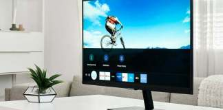 Samsung Smart Monitor With Mobile and PC Connectivity Launched