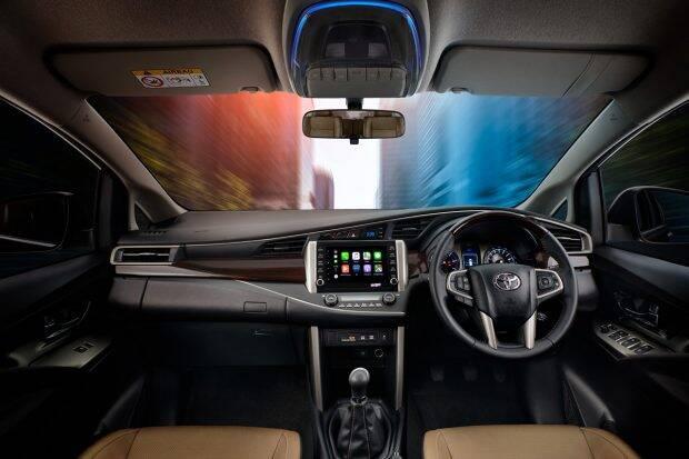 Toyota Innova Crysta facelift price, variants explained