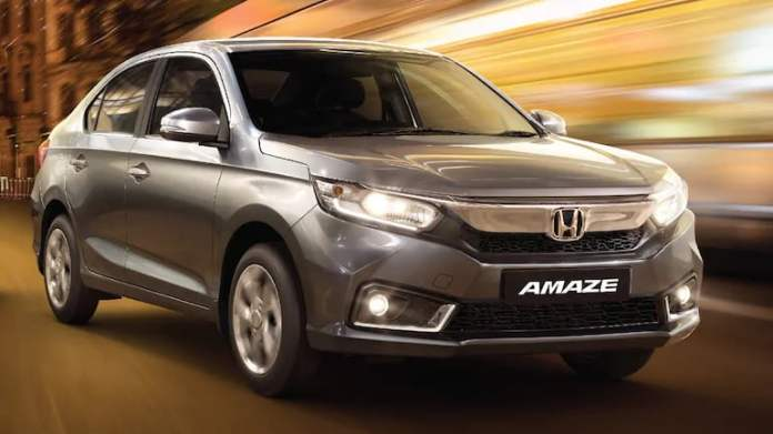 Honda Amaze and WR-V Exclusive Editions launched