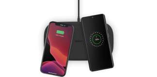Belkin Launches Boost Charge TrueFreedom Pro wireless charger Boost Charge UV Sanitizer + Wireless Charger.