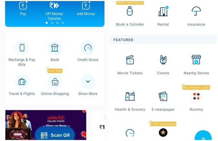 How To Book Gas Cylinder Via Paytm