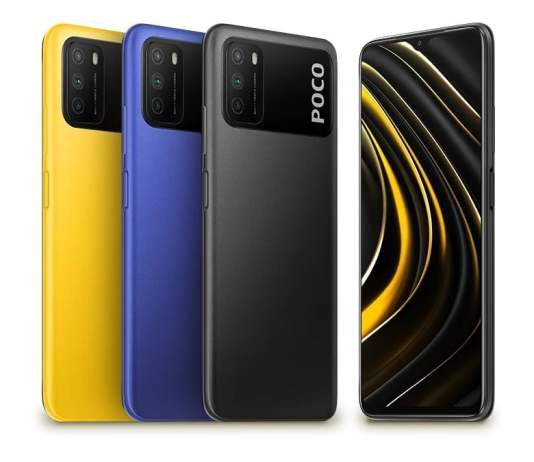 Poco M3 With Triple Rear Cameras Qualcomm Snapdragon 662 SoC Launched
