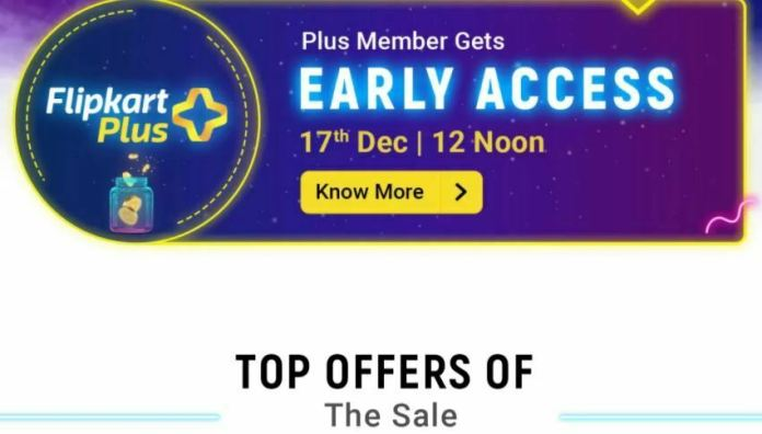 Flipkart Big Saving Days sale is all set to begin on Friday, December 18