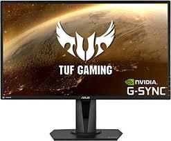 """ASUS TUF Gaming VG27AQ 27"""" G-SYNC Gaming Monitor"""