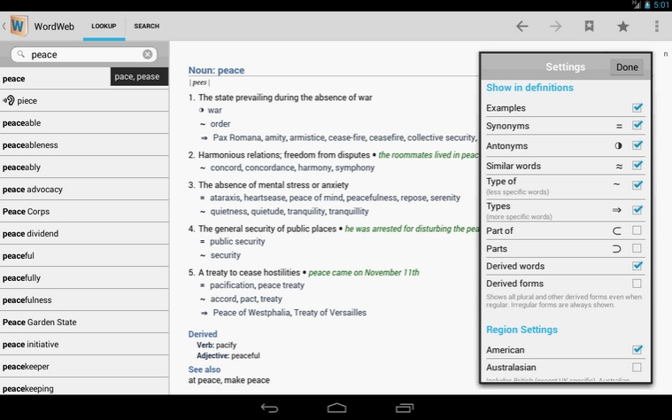 Top 5 Best [Free] Offline Dictionary Apps for Android Users