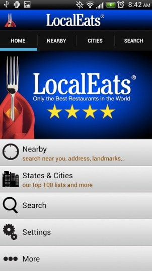 Local Eateries Near Me