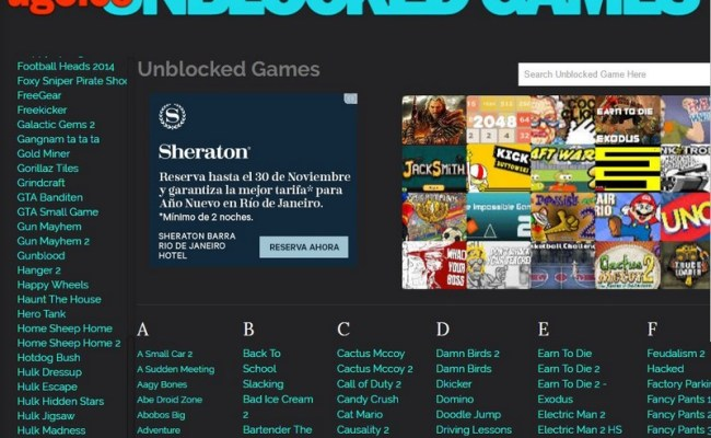 How To Play Unblocked Games At School 7 Best Unblocked