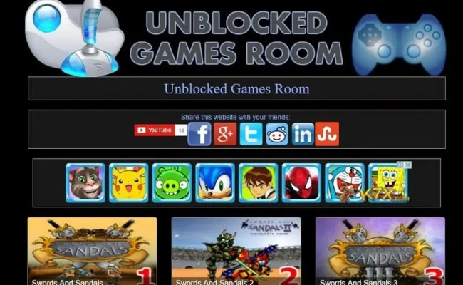 Games Unblocked At School 66 Games World