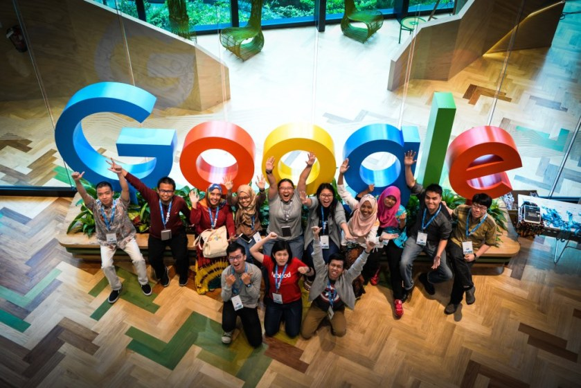 Google Product Experts Indonesia on Singapore TC Summit 2017