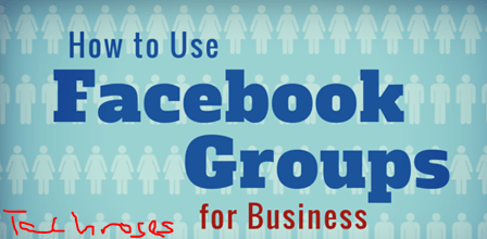 Facebook business groups