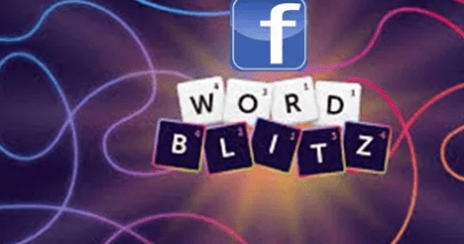 facebook word blitz